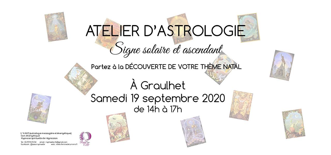atelier d'astrologie